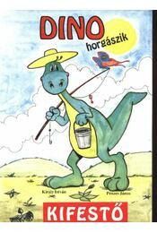 Dino horgászik - Régikönyvek