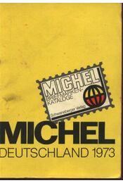 Michel Deutschland-Katalog 1973 - Régikönyvek