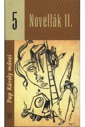 Novellák II. (Pap Károly) - Régikönyvek