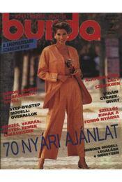 Burda 1992/7 - Régikönyvek