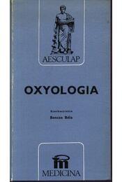 Oxyologia - Régikönyvek