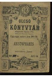 Aristophanes - Régikönyvek