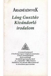 atirni - Kivándorló irodalom - Régikönyvek