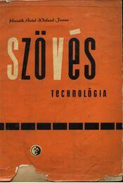 Szövéstechnológia - Régikönyvek