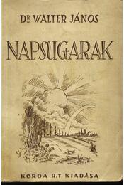 Napsugarak A Newcasteli köszéntelepen - Régikönyvek