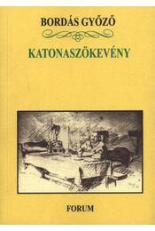 Katonaszökevény - Régikönyvek