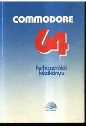 Commodere 64 - Régikönyvek