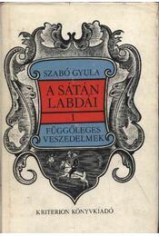 A sátán labdái I-IV. kötet - Régikönyvek