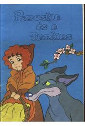 Piroska és a farkas - Régikönyvek