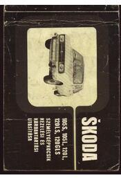 Skoda - Régikönyvek