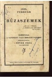 Búzaszemek - Régikönyvek