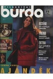 Burda 1992/11. - Régikönyvek