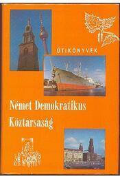 Német Demokratikus Köztársaság - Régikönyvek