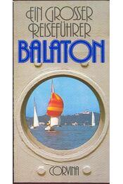 Balaton - Ein Grosser Reiseführer - Régikönyvek