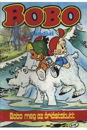 Bobo kalandjai 1988/21. (Bobo meg az óriáskakukk) - Régikönyvek