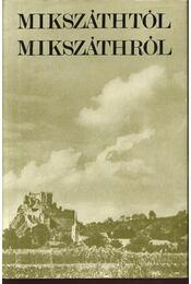 Mikszáthtól Mikszáthról - Régikönyvek