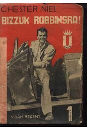 Bízzuk Robbinsra! - Régikönyvek