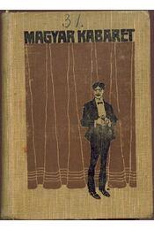 Magyar Kabaret II.kötet - Régikönyvek