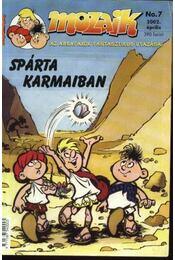 Spárta karmaiban (Mozaik 2002. április No. 7.) - Régikönyvek