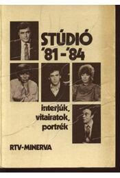 Stúdió '81-'84 - Régikönyvek