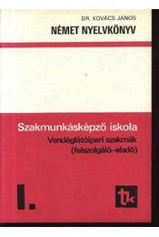 Német nyelvkönyv I. (felszolgáló-eladó) - Régikönyvek