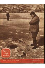 Magyar Horgász 1964. január-december - Régikönyvek