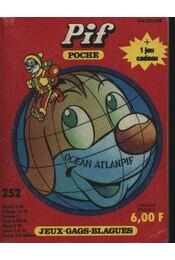 Pif Poche 252 - Régikönyvek