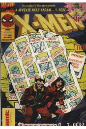 X-Men 1995/8. 29. szám - Régikönyvek