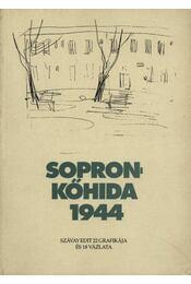 Sopronkőhida - 1944 - Régikönyvek