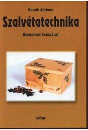 Szalvétatechnika - Régikönyvek