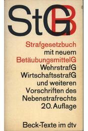 StGB 20.A. 5007 - Régikönyvek