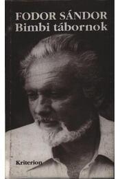 atirni - Bimbi tábornok - Régikönyvek