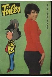 Füles 1977. évfolyam (töredék) - Régikönyvek