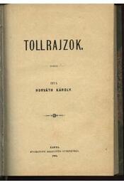 Tollrajzok - Régikönyvek