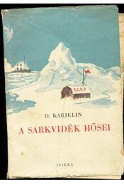 A sarkvidék hősei - Régikönyvek