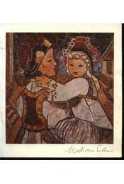 Mattionni Eszter gyűjteménye - Régikönyvek