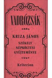 atirni - Vadrózsák - Régikönyvek