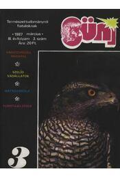 Süni 1987/3. - Régikönyvek