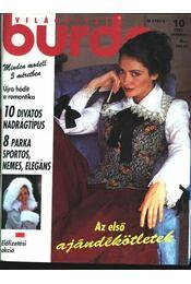 Burda 1993/10 október - Régikönyvek