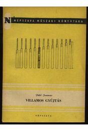 Villamos gyújtás - Régikönyvek