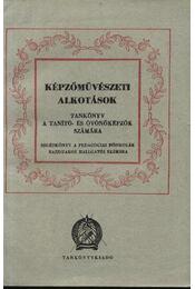 Képzőművászeti alkotások I-II. kötet - Régikönyvek