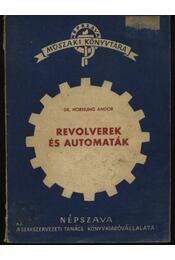 Revolverek és automaták - Régikönyvek