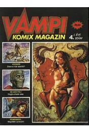 Vampi I. évf. 4. szám - Régikönyvek