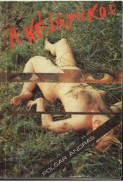A kéjgyilkos - Régikönyvek