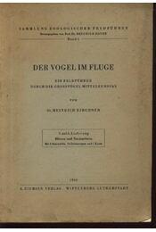 Der Vogel im Fluge - Régikönyvek