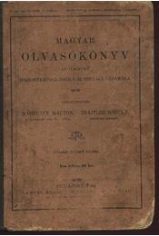 Magyar olvasókönyv az alsófokú iparostanonc-iskola harmadik osztálya számára - Régikönyvek