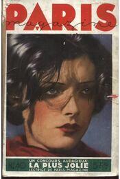 Paris magazine 40 - Régikönyvek