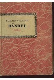 Händel - Régikönyvek
