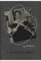 A kaméliás hölgy - Régikönyvek