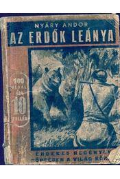 Az erdők leánya - Régikönyvek